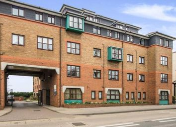 Thumbnail 2 bedroom flat for sale in Regents Court, West Street, Gravesend, Kent