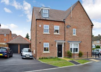 Thumbnail 3 bed semi-detached house to rent in Odiham Drive, Speen, Newbury