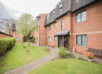 Thumbnail 2 bed flat for sale in Huntly Grove, Peterborough