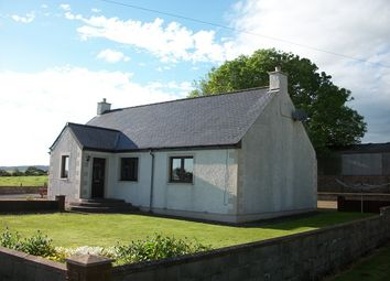 Thumbnail 3 bed bungalow for sale in Glenluce, Newton Stewart