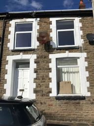 Thumbnail 2 bed terraced house to rent in Vicarage Terrace, Cwmparc, Treorchy