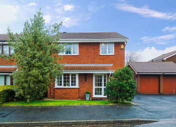 Thumbnail 4 bed detached house for sale in Pine Avenue, Ormskirk