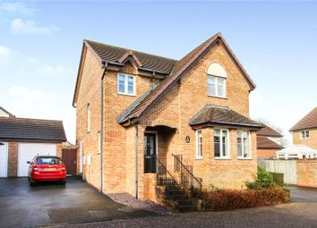 Thumbnail 4 bed detached house for sale in Benson Drive, Northam, Bideford