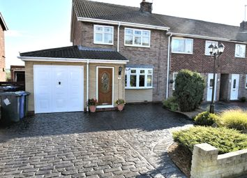 Thumbnail 3 bed town house for sale in Clayfield Avenue, Mexborough, Mexborough, South Yorkshire