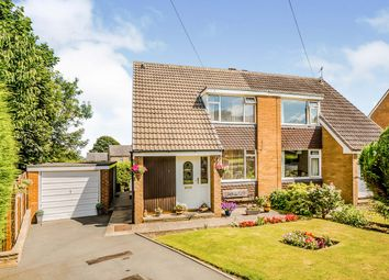 Thumbnail 3 bed semi-detached house for sale in Highcliffe Avenue, Cowcliffe, Huddersfield, West Yorkshire
