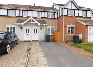 Thumbnail 2 bed terraced house for sale in Grayshott Road, Gosport