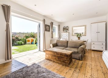 Thumbnail 3 bed terraced house for sale in Elmshaw Road, London