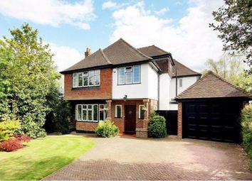 Thumbnail 5 bed detached house to rent in Lyndhurst Drive, Sevenoaks