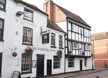 Thumbnail Pub/bar for sale in Worcester WR1, Worcestershire