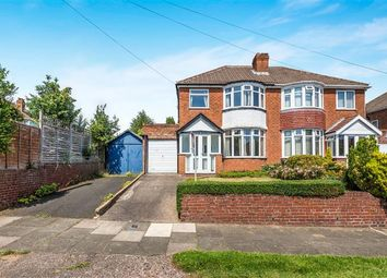 Thumbnail 3 bedroom semi-detached house to rent in Mildenhall Road, Great Barr, Birmingham