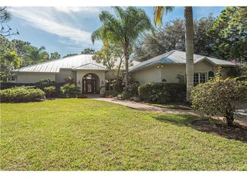 Thumbnail 5 bed property for sale in 194 Mahogany Dr, Naples, Fl, 34108