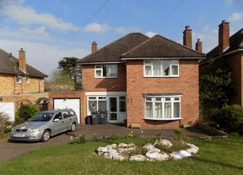 Thumbnail 4 bed detached house for sale in Little Sutton Lane, Sutton Coldfield, West Midlands