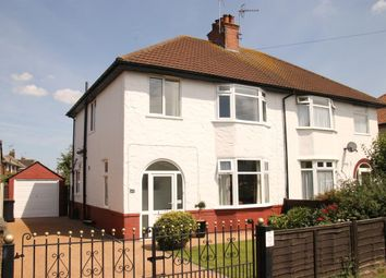 Thumbnail 3 bed semi-detached house for sale in Birstwith Road, Harrogate