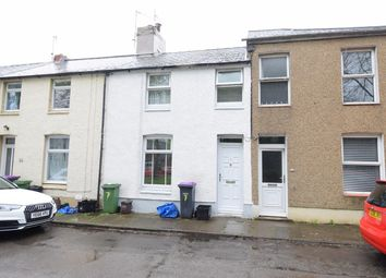 Thumbnail 2 bed terraced house for sale in Conway Terrace, Croesyceiliog, Cwmbran