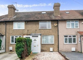 Thumbnail 3 bedroom terraced house for sale in Hallford Way, West Dartford, Kent