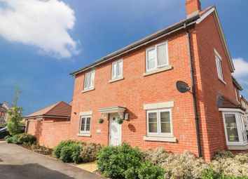 Thumbnail 3 bed semi-detached house for sale in Quicksilver Way, Andover