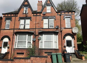 Thumbnail Studio to rent in Flat 3, Roundhay Place, Leeds