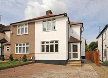 Thumbnail 4 bed semi-detached house to rent in Elmstead Avenue, Chislehurst