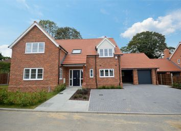 Thumbnail 5 bed detached house for sale in Firbanks Close, Drayton, Norwich, Norfolk
