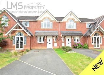Thumbnail 2 bed mews house for sale in Thornton Close, Winsford