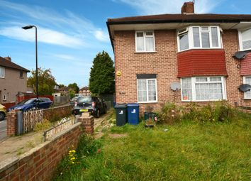 Thumbnail 2 bed maisonette to rent in Eastcote Lane, Northolt