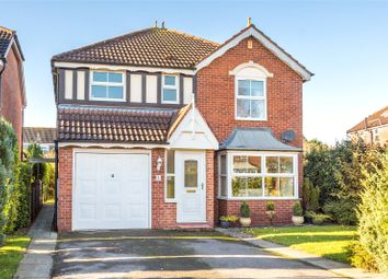 Thumbnail 4 bed detached house for sale in Town End Gardens, Wigginton, York