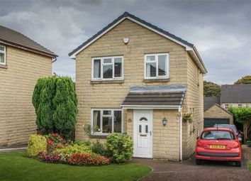 Thumbnail 4 bed detached house for sale in Denton Drive, Bingley, West Yorkshire