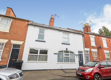 Thumbnail 3 bed terraced house for sale in York Street, Derby