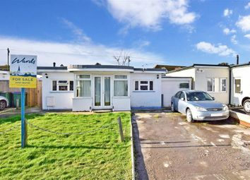Thumbnail 2 bedroom detached bungalow for sale in Links Crescent, St. Marys Bay, Kent