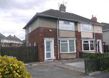 Thumbnail 3 bed semi-detached house to rent in Ruswarp Grove, Endike Lane, Hull