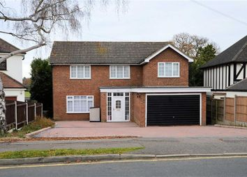 Thumbnail 5 bedroom detached house to rent in Theydon Park Road, Theydon Bois, Epping