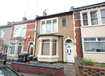 Thumbnail 2 bed terraced house for sale in Freemantle Road, Eastville, Bristol
