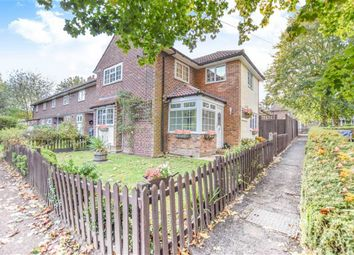 Thumbnail 4 bed end terrace house for sale in The Smithy, Little Hadham, Hertfordshire