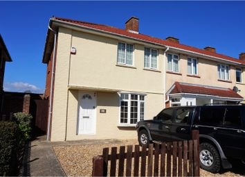 Thumbnail 2 bed end terrace house for sale in Tukes Avenue, Gosport