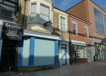 Thumbnail Retail premises for sale in Birley Street, Blackpool