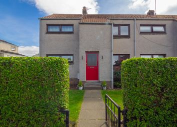 Thumbnail 2 bed end terrace house for sale in Kilspindie Court, Aberlady