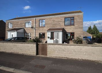 Thumbnail 3 bed semi-detached house for sale in Moor View Close, Meare, Glastonbury