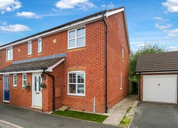 Thumbnail 3 bed semi-detached house for sale in Wheelers Lane, Redditch