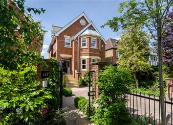 Thumbnail 6 bed detached house for sale in Fairfax Road, Teddington