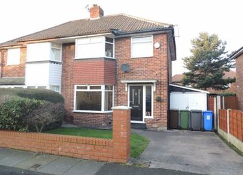 Thumbnail 3 bedroom semi-detached house for sale in Palmerston Road, Denton, Manchester