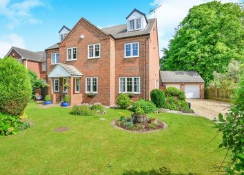 Thumbnail 5 bed detached house for sale in Park Mews, Skegby, Sutton-In-Ashfield