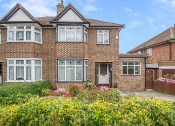 Thumbnail 3 bed semi-detached house for sale in Ingleboro Drive, Purley