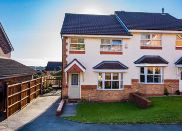 Thumbnail 3 bed property for sale in Conningsby Close, Bromley Cross, Bolton