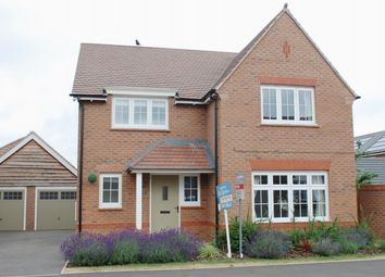 Thumbnail 4 bed detached house for sale in Fisher Road, Alcester