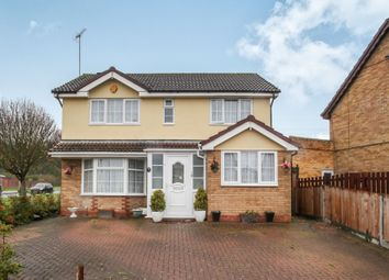 Thumbnail 4 bed detached house for sale in Whitehaven, Luton