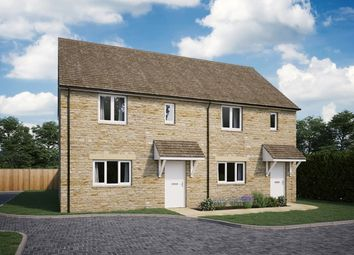 Thumbnail 2 bed semi-detached house for sale in Bartlett Close, Charlbury