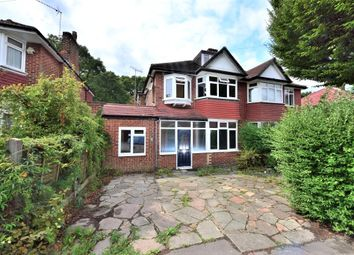 Thumbnail 5 bedroom semi-detached house for sale in Woodland Rise, Greenford