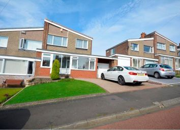Glenluce, Birtley, Chester Le Street DH3. 3 bed semi-detached house