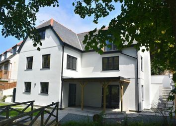 Thumbnail 4 bedroom detached house for sale in Tressa House, Perrancoombe, Nr Perranporth, Cornwall