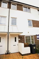 4 bed terraced house for sale in Solebay Way, Gosport, Hampshire PO13